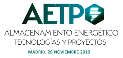 Almacenamiento Energético tecnología y proyectos. Madrid, 28 de noviembre de 2019.