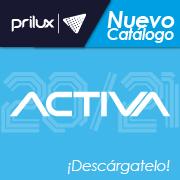 Nuevo catálogo Activa Prilux, ¡descárgatelo!