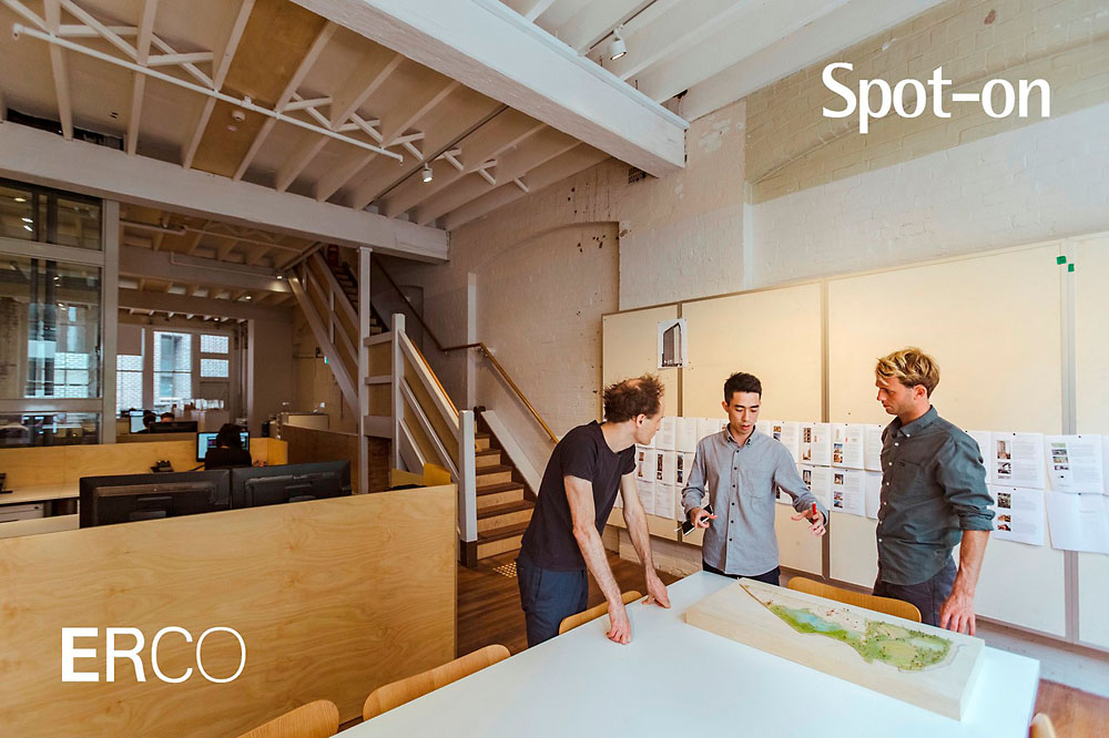 Spot-on Erco