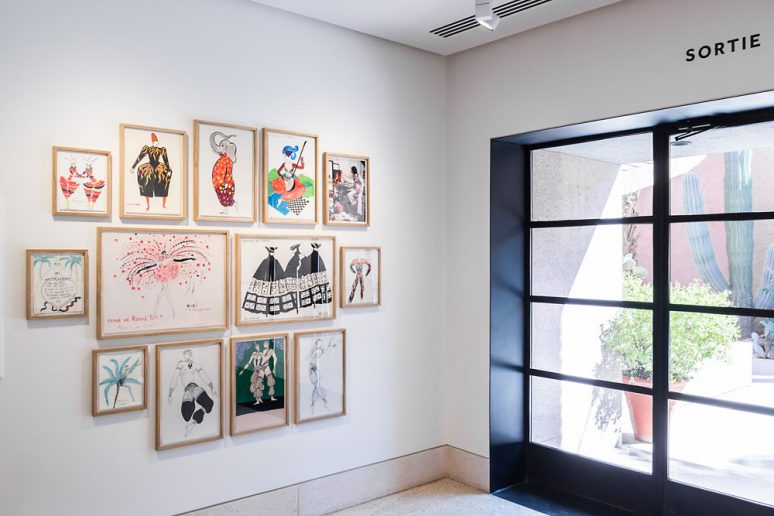 Museo Yves Saint Laurent de Marrakech