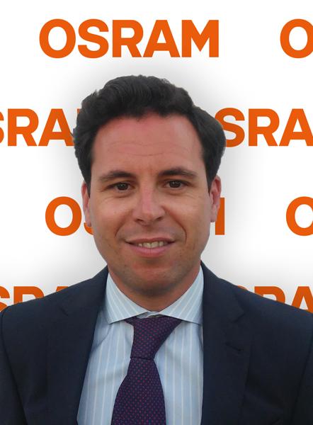 Isaac Carrasco, Osram