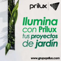Prilux. Ilumina con Prilux tus proyectos de jardí. www.grupoprilux.com