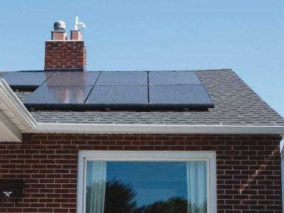 Tejado fotovoltaico
