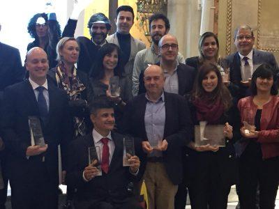 Futtec en los Go Health Awards 2019