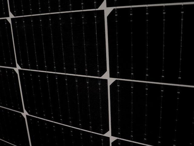 Panel solar de Artesolar Fotovoltaica