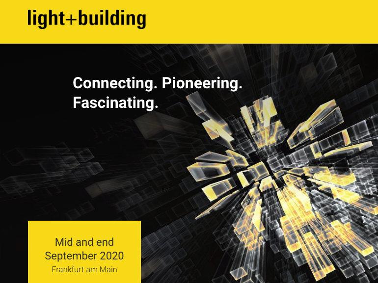 Se pospone Light and Building 2020 a Septiembre