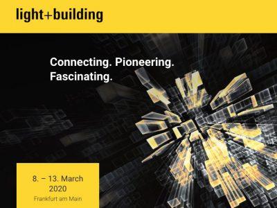 Prilux participará en Light and Building 2020