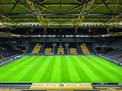 BVB Dortmund, Zumtobel. Photography by Faruk Pinjo, 2019