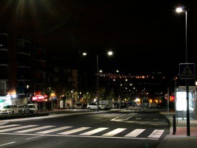 Boadilla del Monte con iluminación led de Artesolar