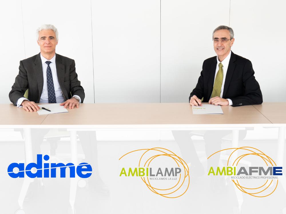 Adime y Ambilamp-Ambiafme