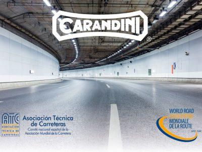 Carandini iluminación de túneles