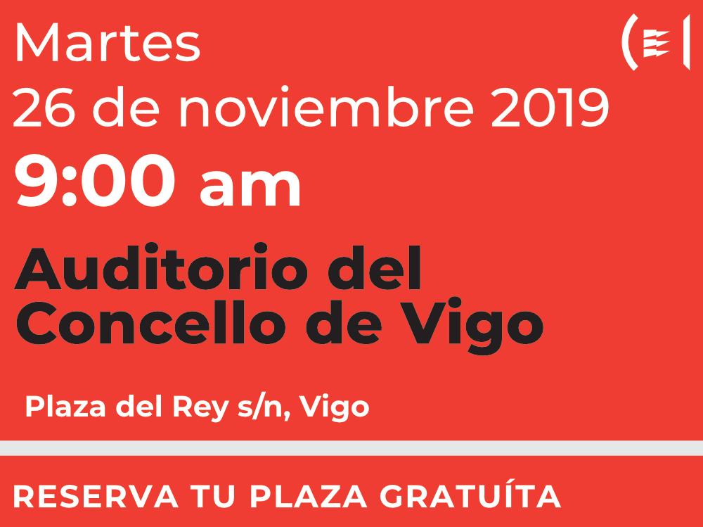 Jornada en Vigo