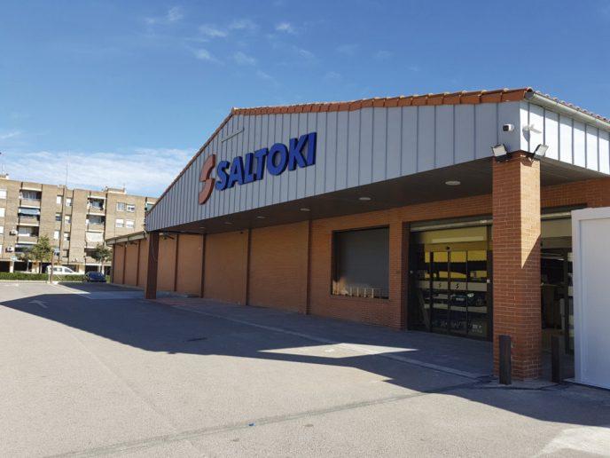 Nuevo Centro de Saltoki en Sagunto