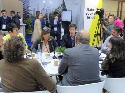 Mesa redonda Citelum en Smart City World Congress 2019