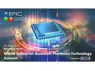 EPIC World Industrial Quantum Photonics Technology Summit