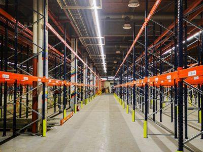 Warehouse-Logistique- MOLSHEIM en TRUSYS