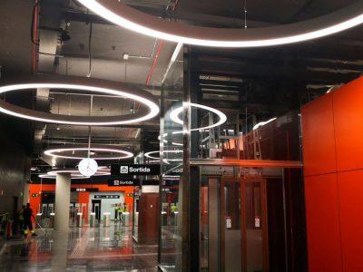 Estación de metro Foneria