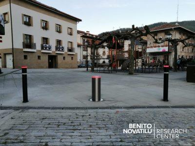 Pilonas Hflex de Benito Novatilu