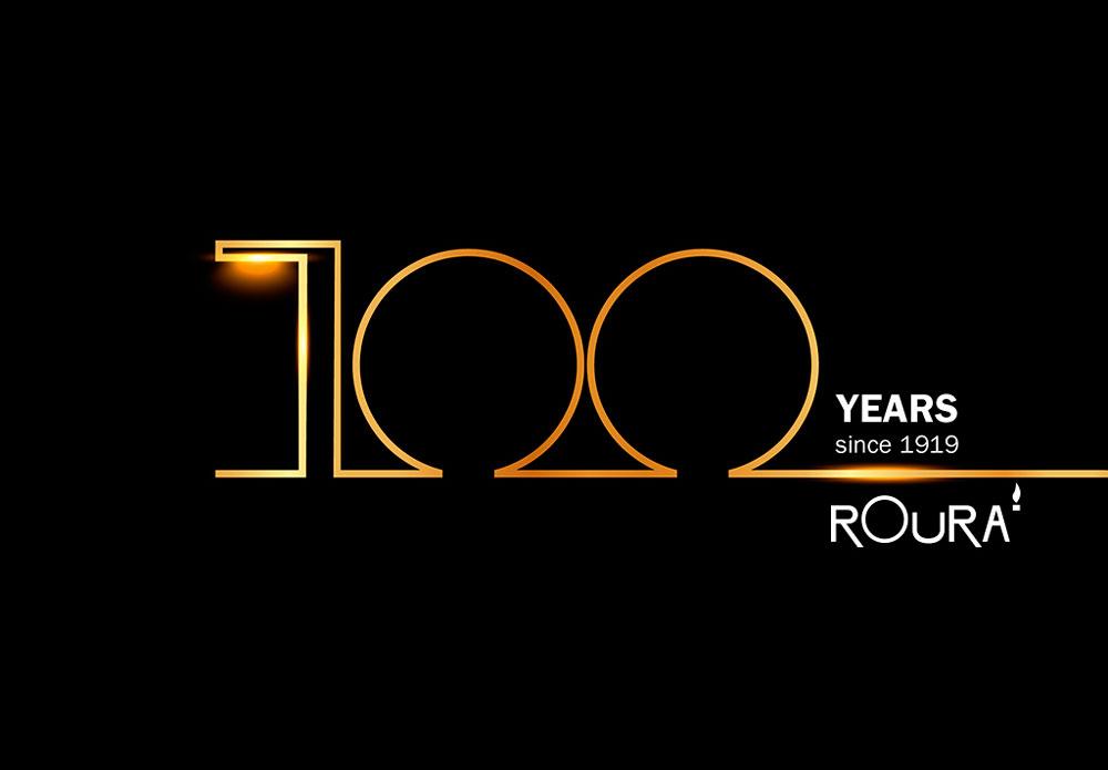 Iluminación Roura 100 años