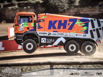 Camión del Dakar KH7