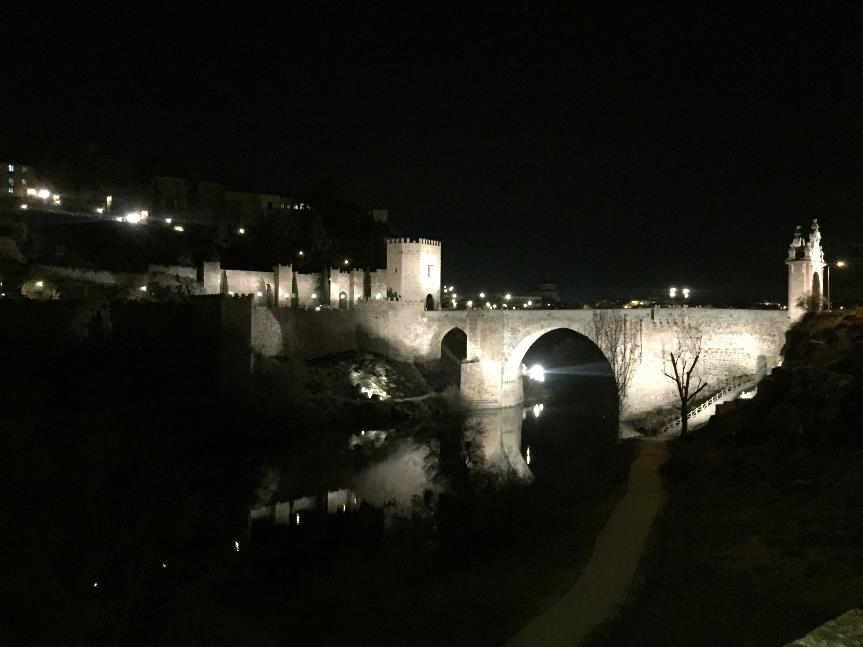 Signify para el puente de Alcántara en Toledo