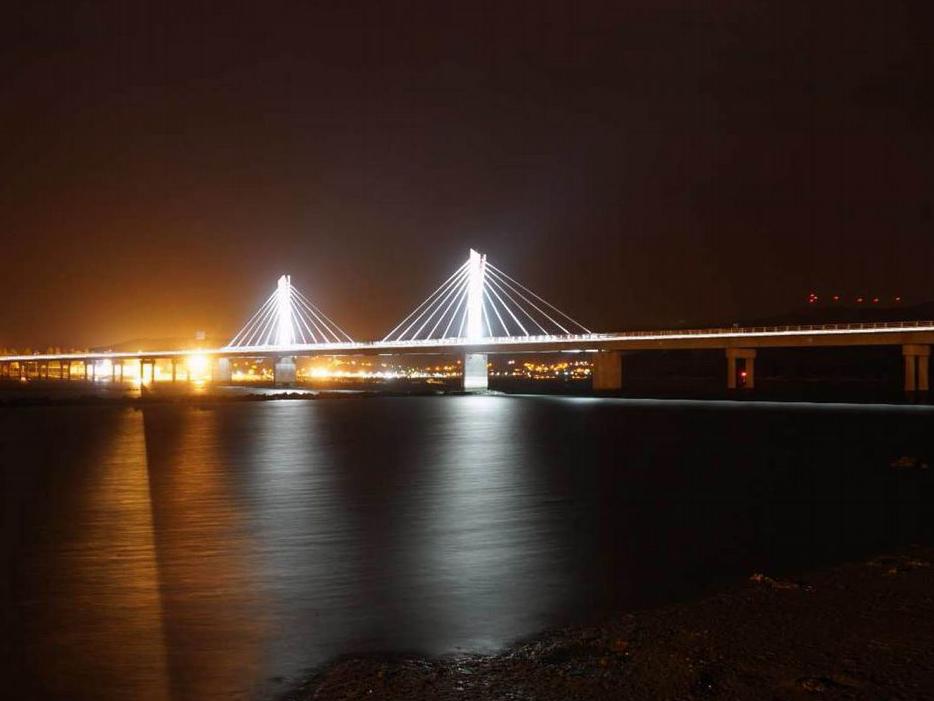 Puente de Nopia con AtmosLED