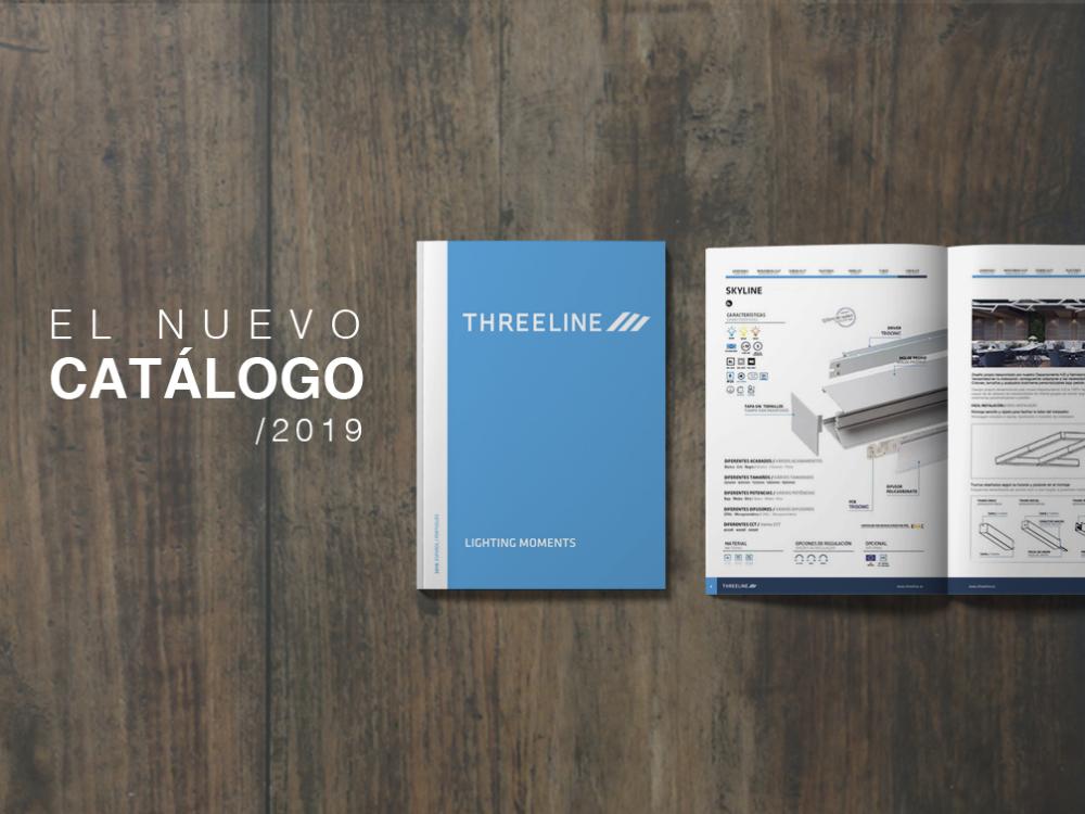 Catálogo Threeline 2019