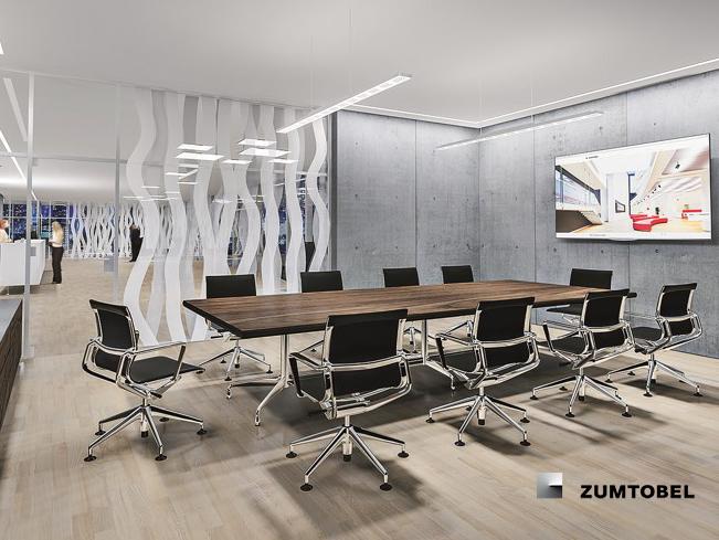 Iluminación de oficinas, Webinar de Zumtobel