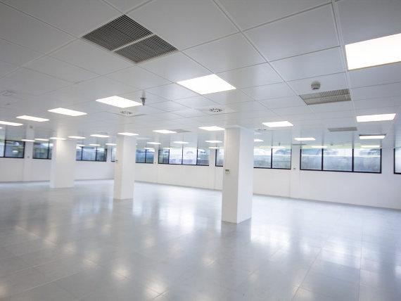 Iluminación de aulas con Artesolar