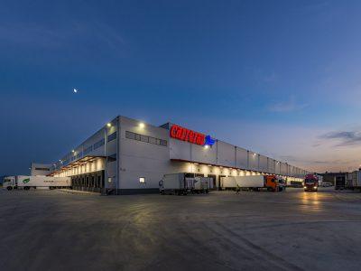 Carreras - Iluminación exterior de Trilux