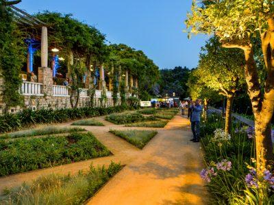Jardines El Grec