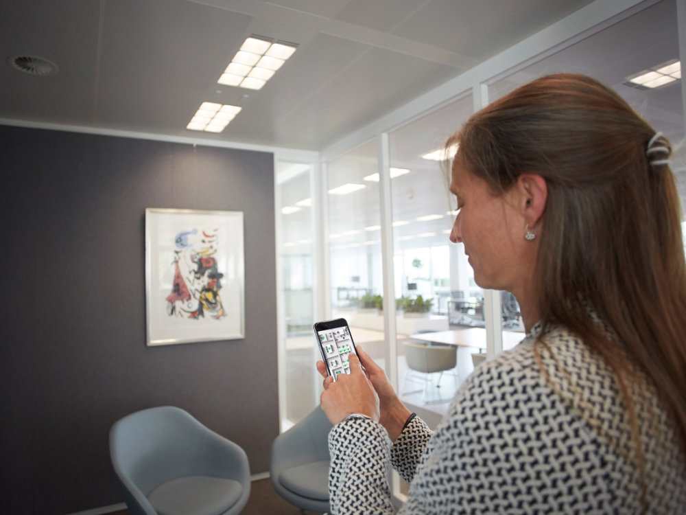 Interact Office Workspace de Signify