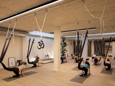 Lamp x Yoga One Rubí