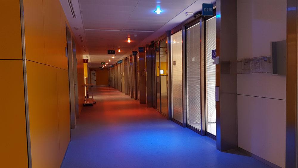 Ledmotive presenta su tecnología multiespectral