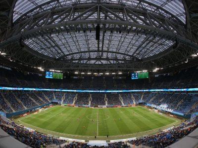 Signify Gazprom Arena