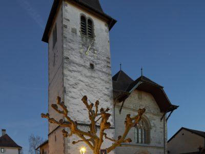 Templo de Lutry exterior