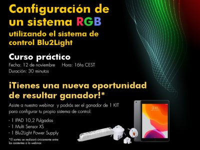 VS Webinar sobre Blu2light