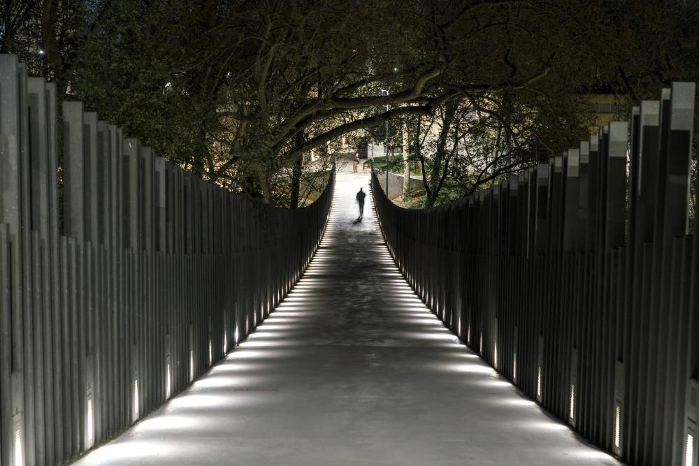 Nueva iluminación de Tridonic en la ciudad de Terrassa