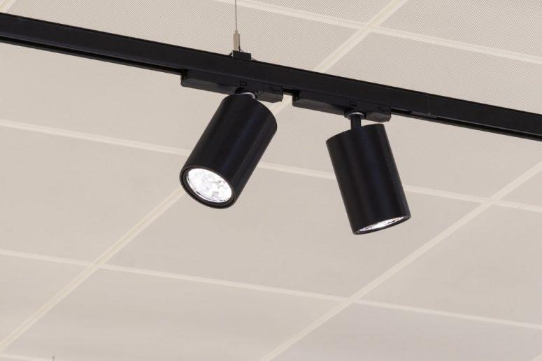 Luminaria Philips MS-S track light para M&S