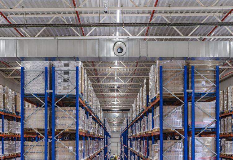 Iluminación industria Trilux